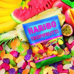 Kúzlo exotiky v podobe HARIBO Tropi Frutti