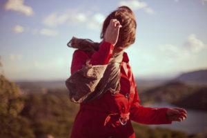 nature-fashion-person-red