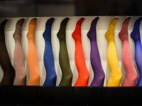 farebné pančuchy