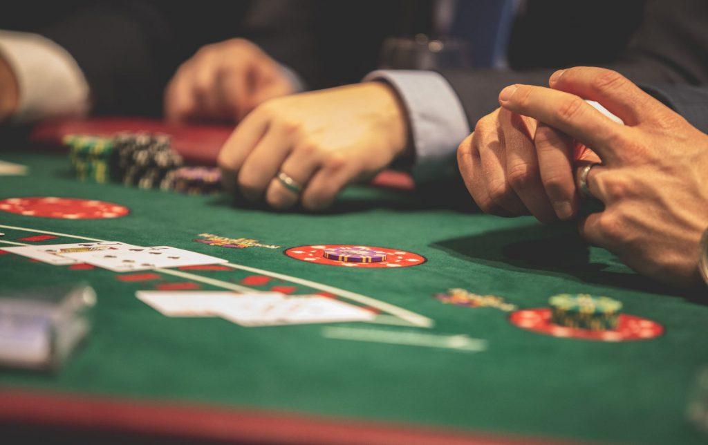 hazard v kasíne