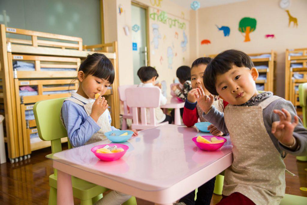 deti v škôlke