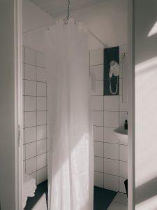 sprchový záves