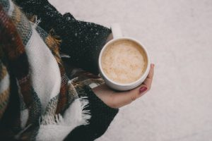 ruky v zime